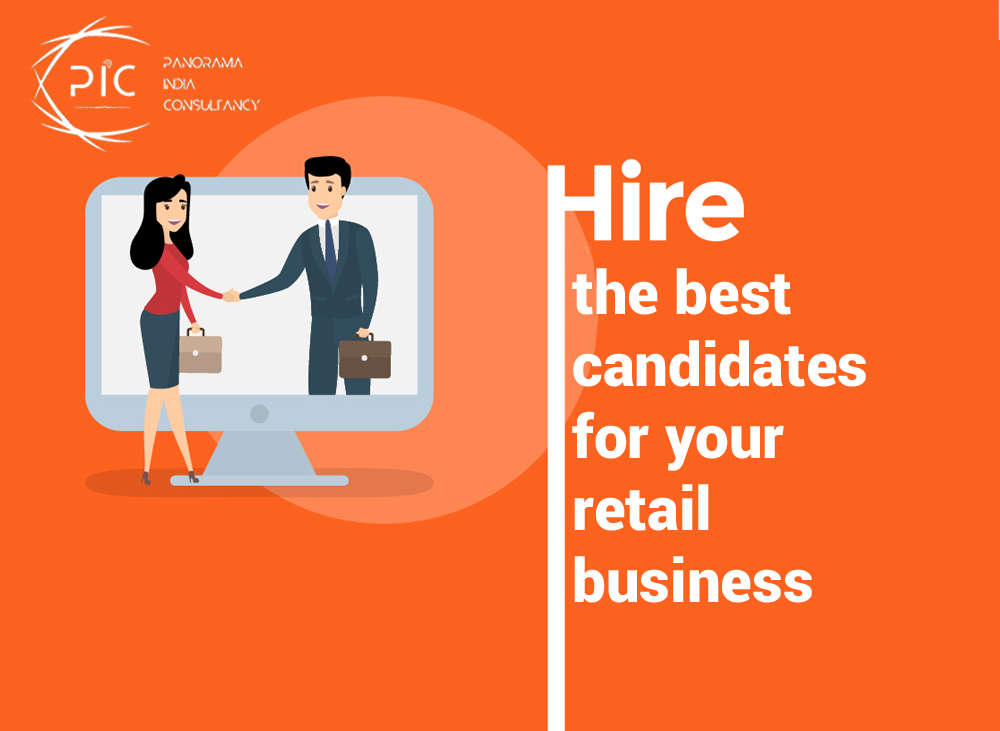 Hire the best candidates for your retail business