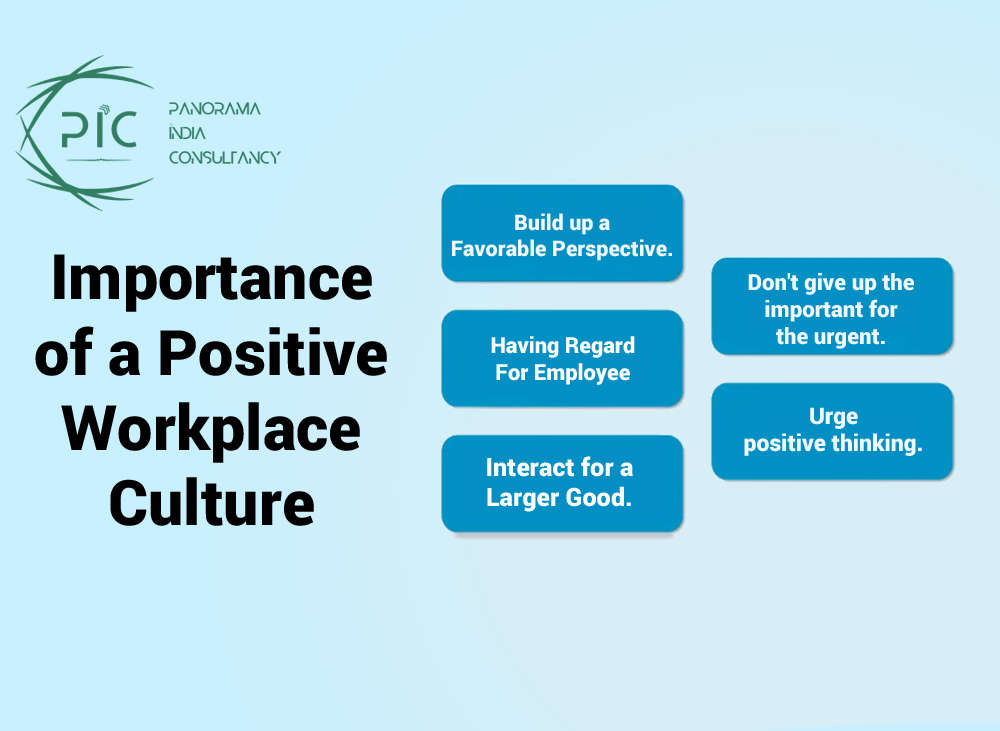 Importance of a positive workplace culture