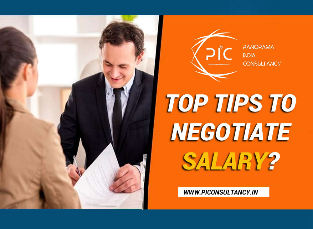 Top Tips To Negotiate Salary